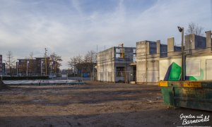 14-12-2014 - Nieuwbouw aan het Theaterplein - Barneveld