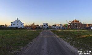 04-01-2015 - Nieuwbouw in de Wijk Veller, Welsumerlaan - Barneveld