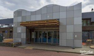 17-05-2015 - Vernieuwde luifels bij de Veluwehal - Barneveld
