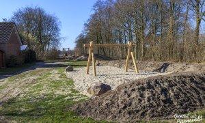 08-03-2015 - Nieuwe speeltuin vlak bij de Jacob Catsstraat - Barneveld