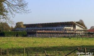 01-10-2014 - Nieuwbouw Eben-Haëzerschool (gymzalen) - Barneveld