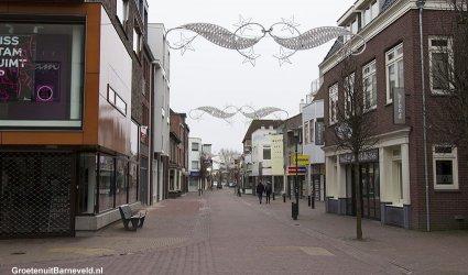Langstraat in de richting van Meuleneind 2014