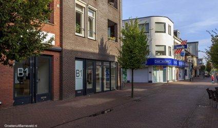 Heden 2014 - De Langstraat met linksvoor B1 Fashion, daarachter Euronics Barneveld