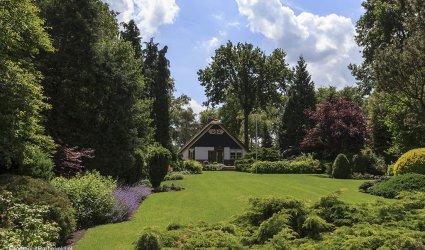 Heden 2015 - Huize Florinata aan de Harremaatweg in Voorthuizen