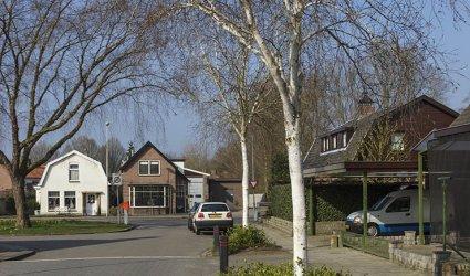 Heden 2015 - De Hensjesweg. - Barneveld