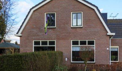 Heden 2015 - Nieuwbouw aan de Molenweg 69/71- Voorthuizen