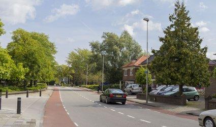 Heden 2014 - Gasthuisstraat, Links de Nieuwe Markt. - Barneveld