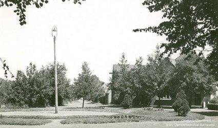 Verleden1950 - Rudolphlaan, het 'Centrum' van het dorp De Glind.